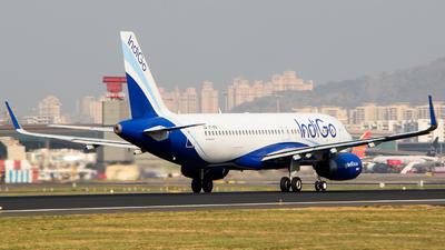 A picture of VTIFR - Airbus A320232 - IndiGo - © Janam Parikh