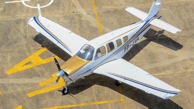 PP-JVA - Beechcraft G36 Bonanza - Private