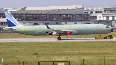 D-AVXN - Airbus A321-271NX - Airbus Industrie