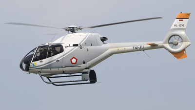 HL-1210 - Eurocopter EC 120B Colibri - Indonesia - Air Force
