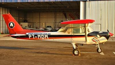 PT-MDM - Cessna 152 - Aerocon Flight School