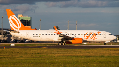 A picture of PRGXA - Boeing 7378EH - GOL Linhas Aereas - © Lorenzo Afonso
