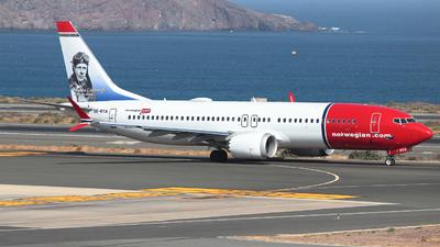 SE-RTA - Boeing 737 MAX 8 - Norwegian - Flightradar24