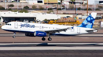 N625JB - Airbus A320-232 - jetBlue Airways