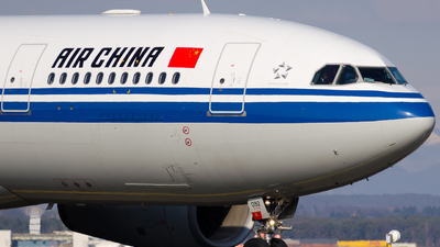 B-6092 - Airbus A330-243 - Air China