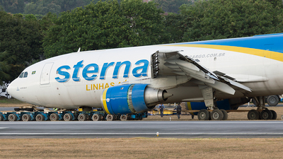PR-STN - Airbus A300B4-203(F) - Sterna Linhas Aereas
