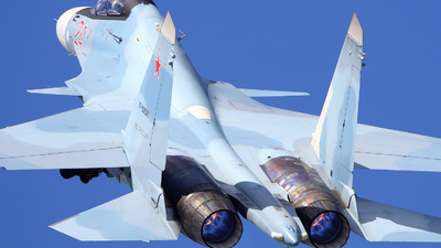 RF-95003 - Sukhoi Su-30SM - Russia - Air Force