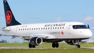 C-FRQW - Embraer 170-200SU - Air Canada Express (Sky Regional Airlines)