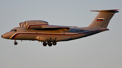 RF-72930 - Antonov An-72 - Russia - Air Force
