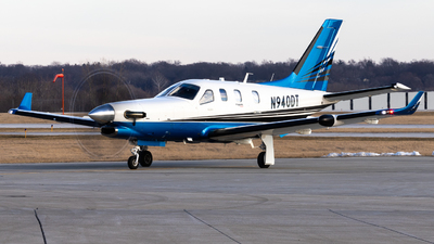 N940DT - Socata TBM-940 - Private