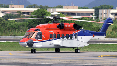 A picture of PRCGF - Sikorsky S92A Helibus - CHC Helikopter Service - © Allan Martins Antunes