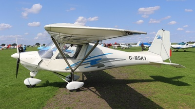 A picture of GMSKY - Ikarus C42 - [PFA 32213722] - © ian simpson