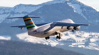 SE-DSS - British Aerospace Avro RJ100 - Braathens Regional