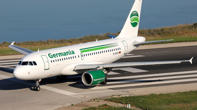 D-ASTG - Airbus A319-112 - Germania