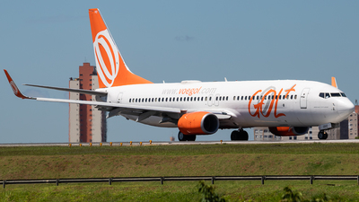 A picture of PRGUQ - Boeing 7378EH - GOL Linhas Aereas - © fachetti_spotter