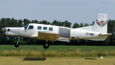 T7-PAC - Pacific Aerospace 750XL - Private