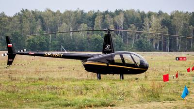 SP-WAY - Robinson R44 Raven - Private
