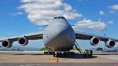 87-0029 - Lockheed C-5M Super Galaxy - United States - US Air Force (USAF)
