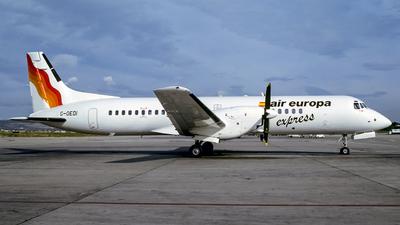 G-OEDI - British Aerospace ATP - Air Europa Express