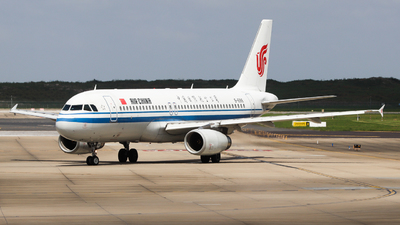 A picture of B6918 - Airbus A320232 - Air China - © Charlie-Aviationphotography