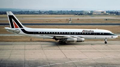 I-DIWG - Douglas DC-8-43 - Alitalia