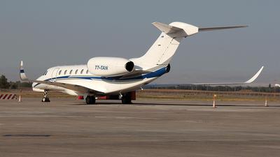 A picture of T7TAN - Cessna 750 Citation X - [7500261] - © Ulik Zhakypov