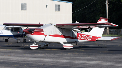 N35091 - Cessna 172B Skyhawk - Private