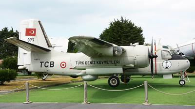 149877 - Grumman S-2F-2 Tracker - Turkey - Navy