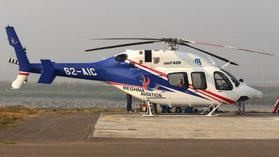 S2-AIC - Bell 429 - Meghna Aviation