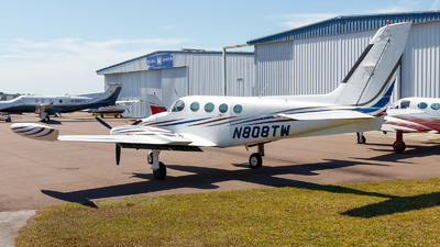 N808TW - Cessna 340A - Private