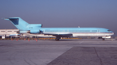 HL7355 - Boeing 727-281(Adv) - Korean Air