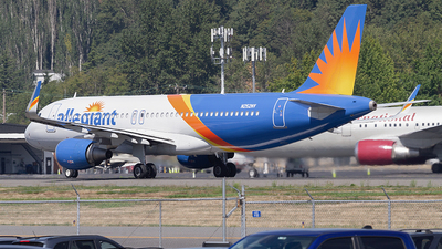 N252NV - Airbus A320-214 - Allegiant Air