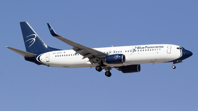 9H-GFP - Boeing 737-89L - Blue Panorama Airlines