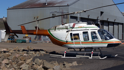 C-FPHO - Bell 206L LongRanger - Universal Helicopters Newfoundland