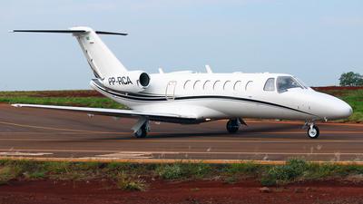 PP-RCA - Cessna 525 Citation CJ3 - Icon Aviation