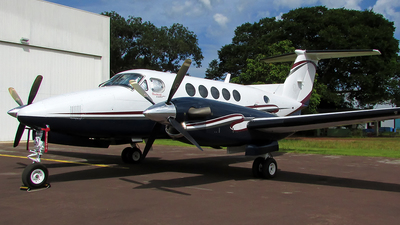 PP-NTX - Beechcraft B200GT Super King Air - Private