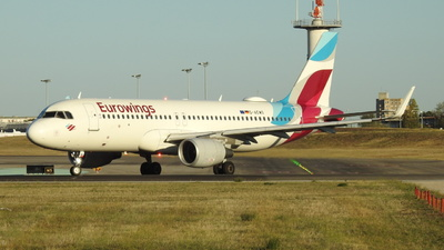 A picture of DAEWO - Airbus A320214 - Eurowings - © Rui J Pais