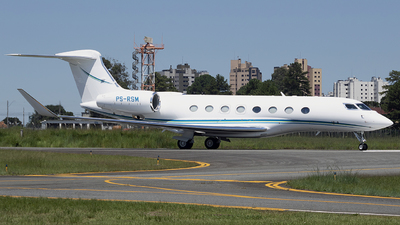 PS-RSM - Gulfstream G650ER - Private
