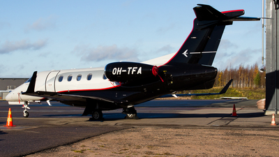 OH-TFA - Embraer 505 Phenom 300E - Private