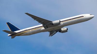 N623BC - Boeing 777-312 - Untitled