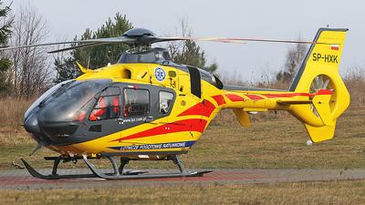 SP-HXK - Eurocopter EC 135P2i - Lotnicze Pogotowie Ratunkowe