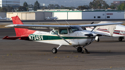 N734SV - Cessna 172N Skyhawk - Private