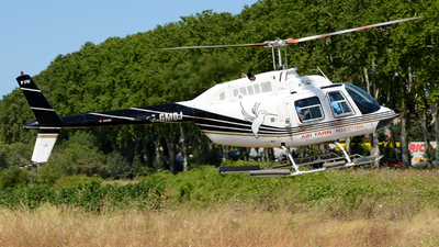 F-GMOJ - Bell 206B-3 JetRanger III - Private
