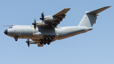 T.23-08 - Airbus A400M - Spain - Air Force