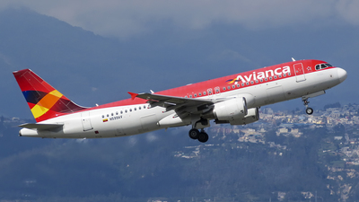 A picture of N599AV - Airbus A320214 - Avianca - © Diogo Da Conceição