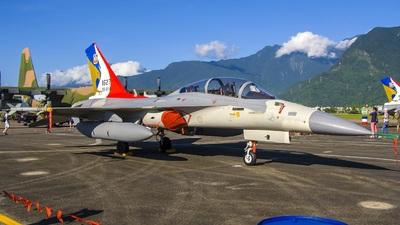 1627 - AIDC F-CK-1B Ching Kuo - Taiwan - Air Force