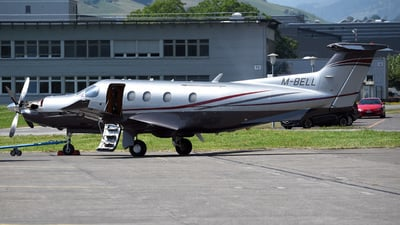 M-BELL - Pilatus PC-12/47E - Private