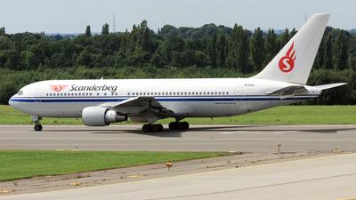N712AX - Boeing 767-2J6(ER) - Scanderbeg Air