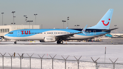 A picture of GTAWW - Boeing 7378K5 - TUI fly - © Guy Langlois