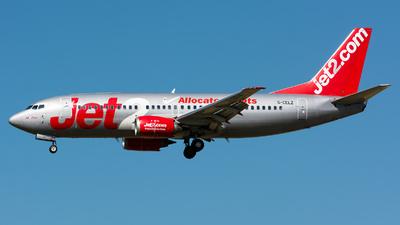 G-CELZ - Boeing 737-377(QC) - Jet2.com